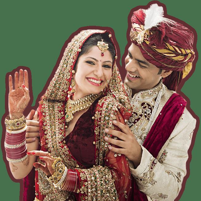 1 Rupee matrimony couple